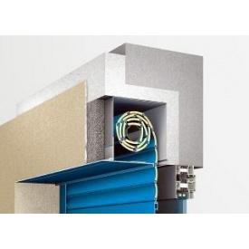 Защитные ролеты со скрытым коробом SB-1