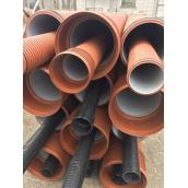 Гофрована труба каналізаційна PipeLife PRAGMA 160 мм 6 м