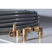 Труба із зшитого поліетилену pex-a Heat-PEX 20 мм