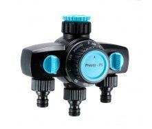 Таймер поливу Presto-PS механічний на 3 виходи до 120 хвилин (7736)