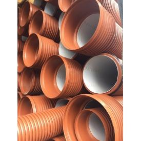 Труба канализационная гофрированная PipeLife PRAGMA 315 мм 6 м