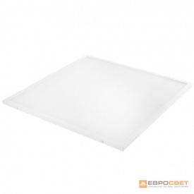 Світлодіодна панель ЕВРОСВЕТ 36Вт PRISMATIC LED-SH-595-20 6400K 3000Лм