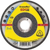 Отрезной круг по металлу Klingspor 125х1,2х22,2 Kronenflex EDGE SPECIAL