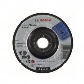 Зачистной круг по металлу Bosch 125х6 вогнутый (2608600223)