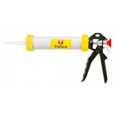 Пистолет для герметиков TOPEX 600 мл 21B360