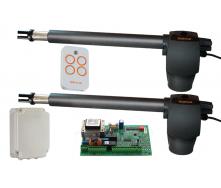 Привод FAAC Genius G-Bat 300 для распашных ворот 280 Вт 640x200x107 мм