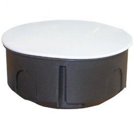 Коробка розподільна під бетон 100 мм