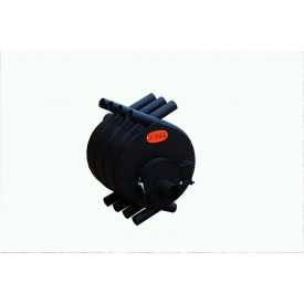 Булерьян отопительная печь Огонек Пк 07 5 кВт - 90 М3
