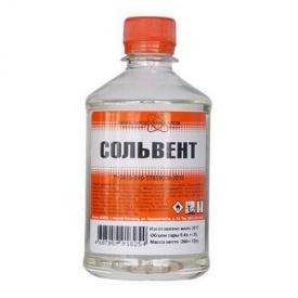 Сольвент нефтяной 0,4 л