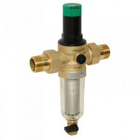Фільтр з регулятором тиску Honeywell FK06-1/2AA для холодної води