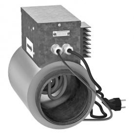 Канальный догреватель Vents НКД-125-0,8-1