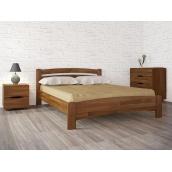 Ліжко дерев'яне Олімп Мілана Люкс