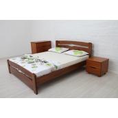 Кровать деревянная Олимп Нова с изножьем
