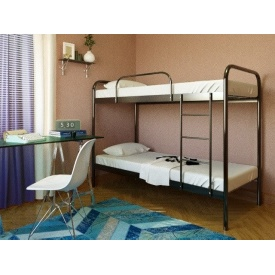 Ліжко металеве Relax DUO двоярусна 80х190 см