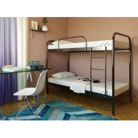Кровать металлическая Relax DUO двухъярусная 80х190 см