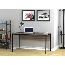 Офисный стол L-3p стиль Лофт 138х70 см