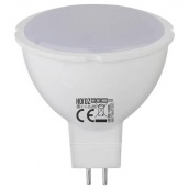 Лампа світлодіодна Horoz Electric Fonix-8 JCDR SMD LED 8W 3000K G5.3 630Lm 220-240V (001-001-00083)