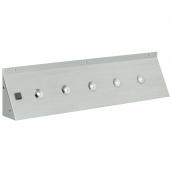 Світильник світлодіодний меблевий EGLO Трікала 1W LED алюміній з вимикачем (89219)