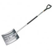 Лопата для снігу металева