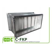 Фільтр канальний прямокутний C-FKP-80-50-G4-panel