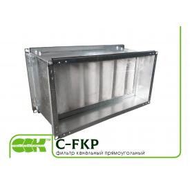 Фильтр канальный прямоугольный C-FKP-80-50-G4-panel