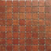 Мозаика ZEUS CERAMICA COTTO CLASSICO 32,5x32,5 см ROSSO MQAX22
