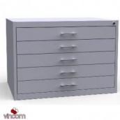 Шкаф картотечный Арго-металл КФ-51.А1