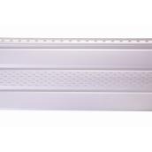 Панель ASKO белая перфорированная 3,5 м, 1,07 м2