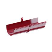 Держатель желоба Fitt металл малый 125 красный
