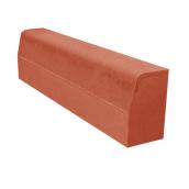 Бордюр дорожный БР 1000х300х150 мм красный