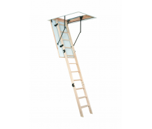Лестница на чердак Oman Termo S H280 120x60 см