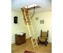 Лестница на чердак Oman Prima H280 110x70 см