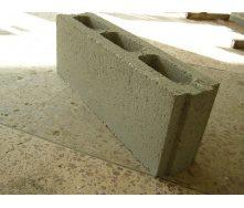 Стеновой блок перегородочный СБПР 500х188х115 мм