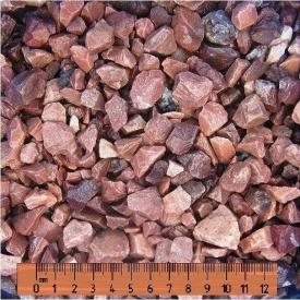 Щебень кварцитный 5-25 мм