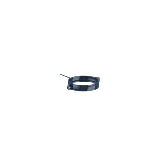 Держатель трубы Fitt металл. 80 мм 220 мм графит