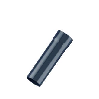 Труба водосточная Fitt 125 мм 3 м графит