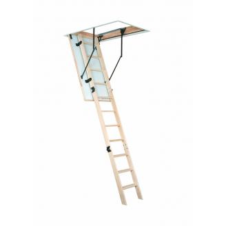 Лестница на чердак Oman Termo Long S H335 120x70 см