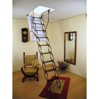 Лестница на чердак Oman Termo Flex H290 110x70 см