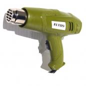 Строительный фен Eltos ФП-2200