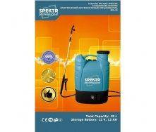 Опрыскиватель садовый аккумуляторный Spektr SES-18 бак на 18 литров