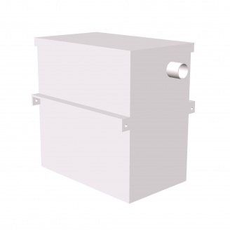Сепаратор жира ТОПОЛ-ЭКО ТОПОЛИУМ ОТП-5 2225x1240x1540 мм