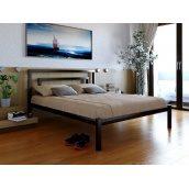 Кровать металлическая BRIO-1