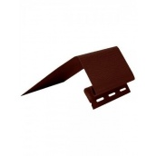 Профіль FASIDING білявіконний коричневий
