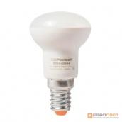 Лампа світлодіодна ЕВРОСВЕТ 3 Вт 3000 К R39-3-3000-14 E14