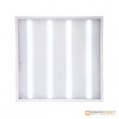 Світлодіодна панель ЕВРОСВЕТ 36 Вт OPAL LED-SH-595-20 6400 K 3000 Лм