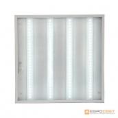 Світильник світлодіодна панель 36 Вт ПРИЗМА-40 6400 K 3000 Лм