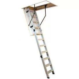 Чердачная лестница OMAN prima TERMO S 120х80 см