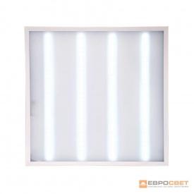Светодиодная панель ЕВРОСВЕТ 36 Вт OPAL LED-SH-595-20 6400 K 3000 Лм