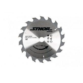 Коло пильний по дереву STHOR 250/30 мм 3 мм 40 зубів
