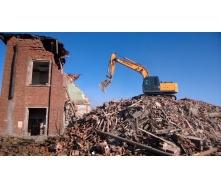 Демонтаж старих споруд